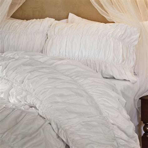 white xl duvet cover white sutter ruched duvet cover xl beautiful