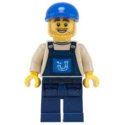 LEGO Plumber Minifigures