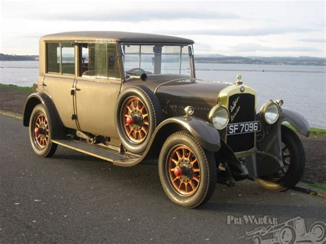 1927 De Dion-bouton Type Iw Fabric Bodied Saloon