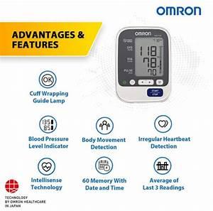 Omron Automatic Blood Pressure Monitor Hem 7130  U2013 Trans Can