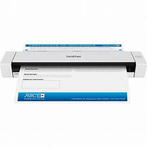 brother ds 620 mobile document scanner ds 620 bh photo video With mobile document scanner