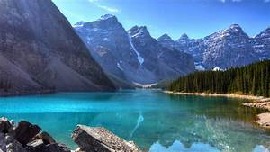 29 Moraine Lake HD Wallpapers | Background Images ...