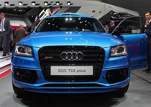 Audi Sq5 Tdi : frankfurt 2015 audi sq5 tdi plus gtspirit ~ Medecine-chirurgie-esthetiques.com Avis de Voitures