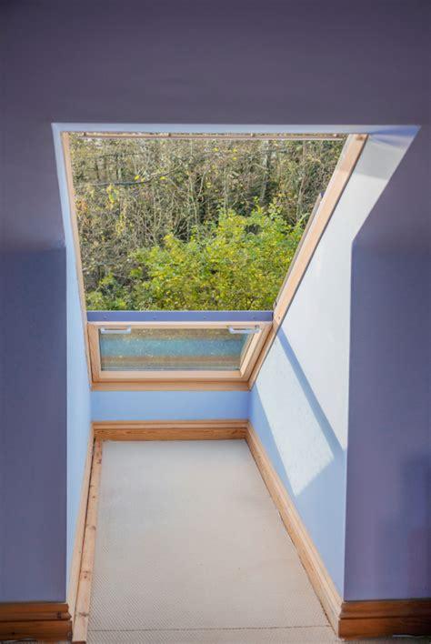 laibung vom dachfenster das sollten sie beachten