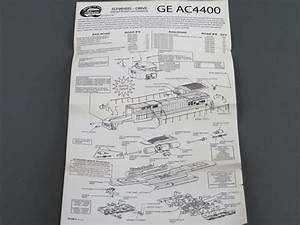 Ho Scale Athearn 7976 Sp Southern Pacific Ac4400 Diesel Engine  263