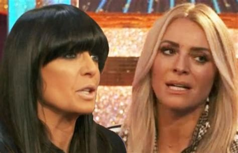 Tess Daly and Claudia Winkleman share their #Strictly ...