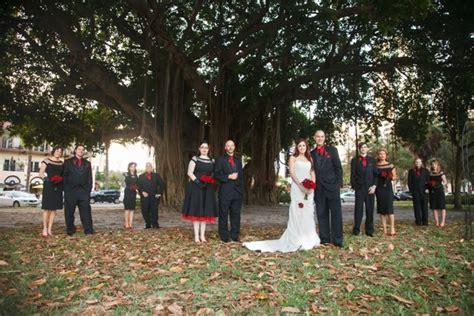 Halloween Themed Wedding Of Jared + Jodi