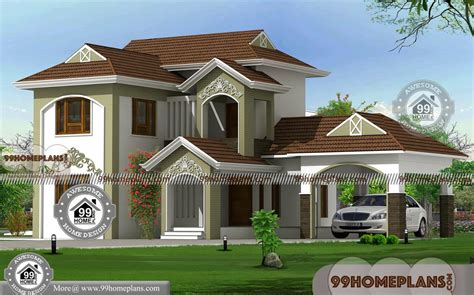 Most Beautiful House In Kerala with Two Floor Grand