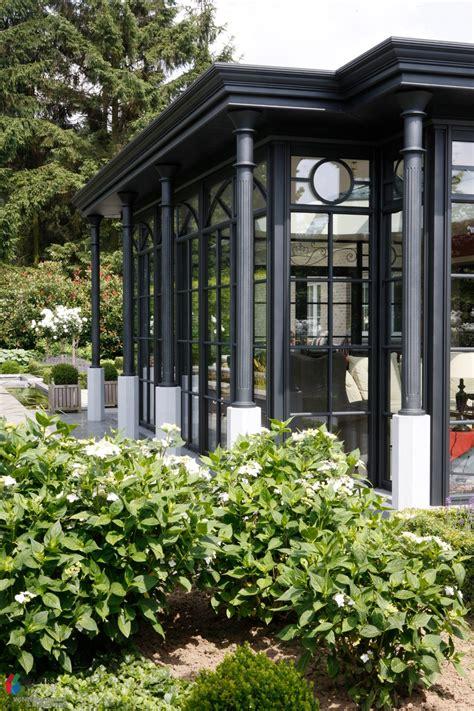 veranda in alluminio veranda in alluminio keller orangery elegance 174 by keller