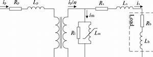 Current Transformer Circuit Diagram