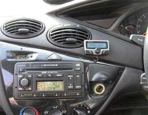 ford focus with parrot ck3100 jpg photo mobile radio fitter photos at pbase com