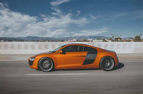 Audi R8 V8 Supercharger by Pacific German Audi R8 V8 Supercharger Coupe Cars