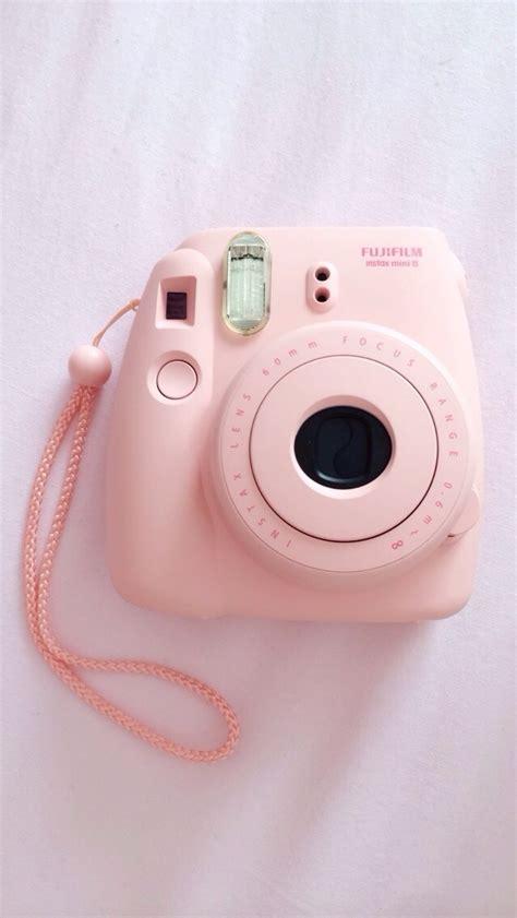 photography cute kawaii photo camera pink ulzzang pastel