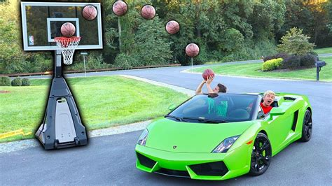 Lamborghini Trick Shots!! Youtube