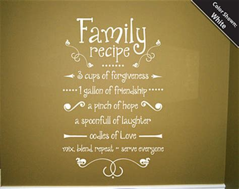 family recipes quotes about family recipes quotesgram
