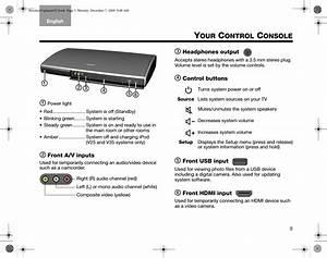Bose 402455 Digital Home Entertainment Control Center User