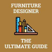 furniture designer career salary