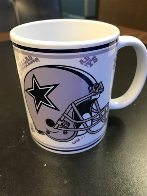 Unfollow cowboy mug to stop getting updates on your ebay feed. Personalized 11oz Dallas Cowboys Coffee Mug - Hidden Hand Graphics