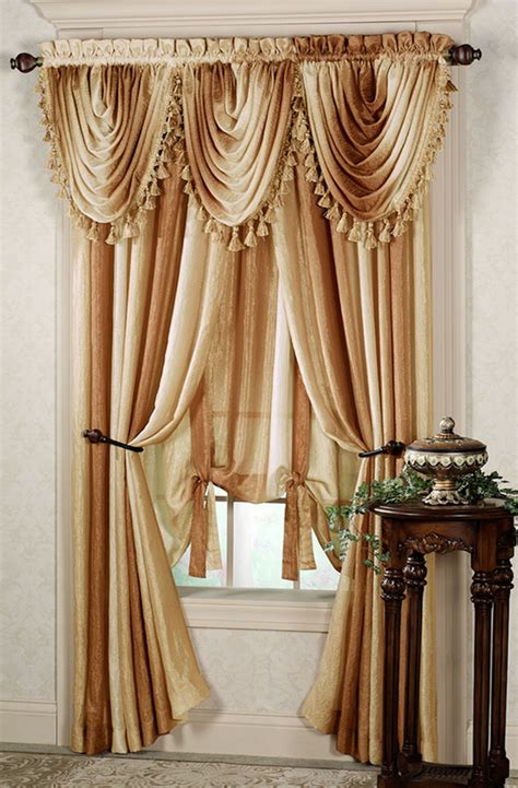 multi color sheer curtains ombre sheer curtains sandstone achim contemporary 3406