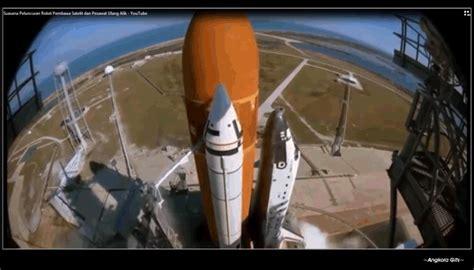 Roket Sebagai Transportasi Dalam Ilmu Dasar
