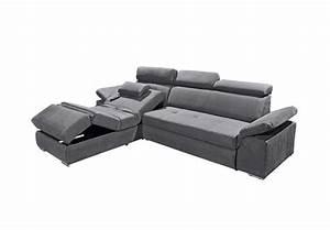 Couch Mit Relaxfunktion : ecksofa napoli sofa relaxsofa wohnlandschaft in anthrazit mit relaxfunktion ebay ~ Indierocktalk.com Haus und Dekorationen
