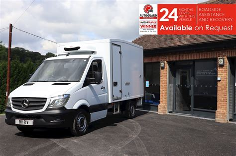 Showing 1 used mercedes sprinter vehicles in stock. Used 2016 Mercedes Sprinter Mwb 314 Refrigerated Chiller ...