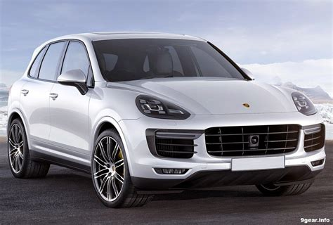 porsche cayenne 2016 car reviews new car pictures for 2018 2019 2016