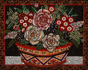 Mosaic Artists Gallery of Mosaic Art for Sale - Showcase