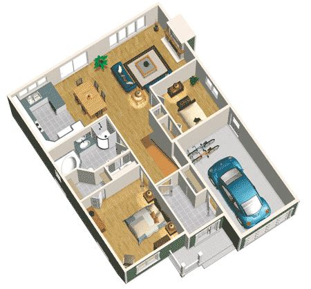 Two Bedroom House Design Pictures by Two Bedroom Bungalow House Plan 80625pm 1st Floor