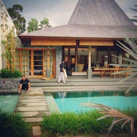 The Purist Ii. New Joglo Villa.