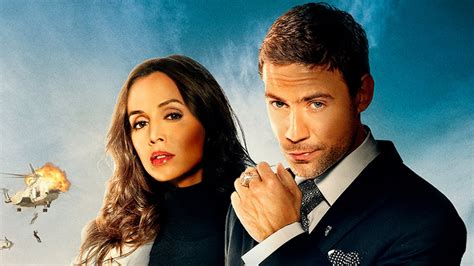 eliza dushku roger moore enrique murciano the saint 2017 pelicula pymovie tv