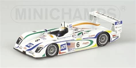 It was werner's first le mans victory, lehto's second and kristensen's seventh. Official AUDI R8 3RD PLACE 24H LE MANS 2003 PIRRO: Buy ...