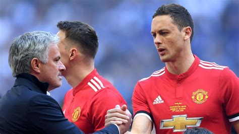 Manchester United's Nemanja Matic: We will see who leaders ...