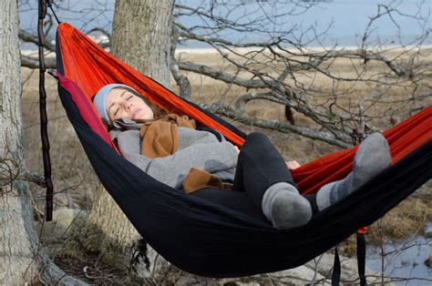 Sleeping Hammock by Eno Reactor Hammock Outdoor Cing Backpacking