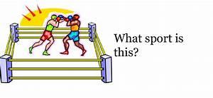 Sports quiz esl