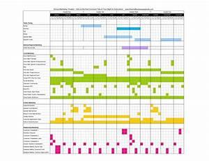Retail marketing calendar template printable calendar for Retail schedule template