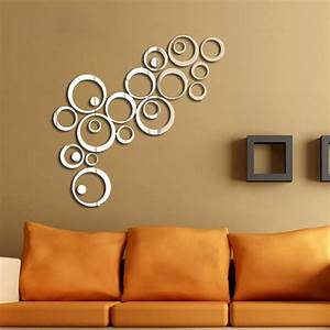 mirror wall decals living roo doherty house mirror With mirror wall decals