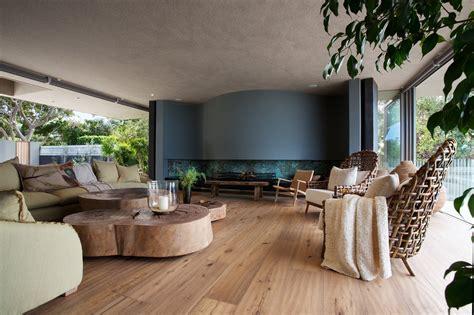 wooden facade modern house design  saota architecture