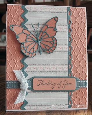 Butterfly Thinking of You Card Images