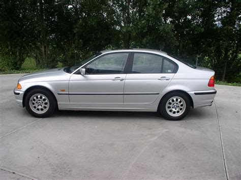 Bmw 3 Series 325i 1999 Technical Specifications