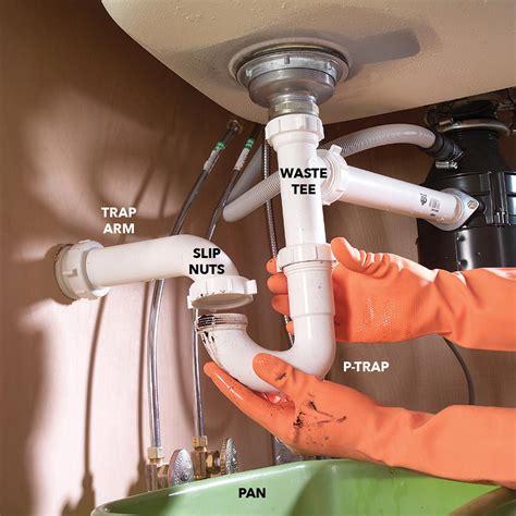 Clogged Kitchen Sink Hack  Wow Blog