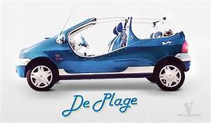 Renault Twingo De Plage