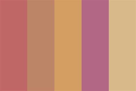 c m color palette