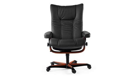 circle furniture stressless wing office chair home