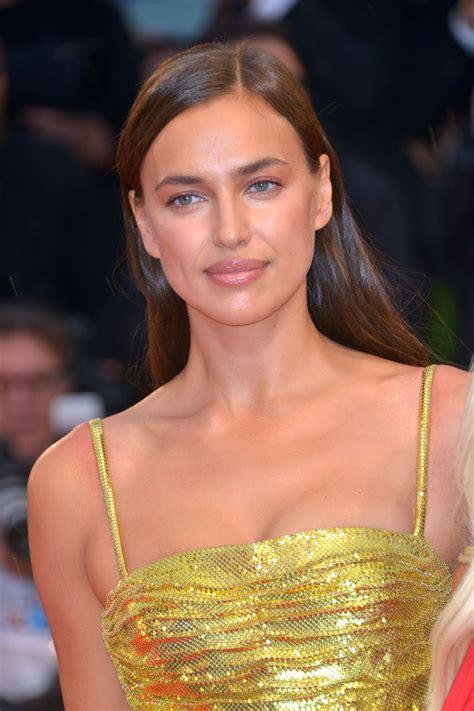 Irina Shayk Venice Film Festival