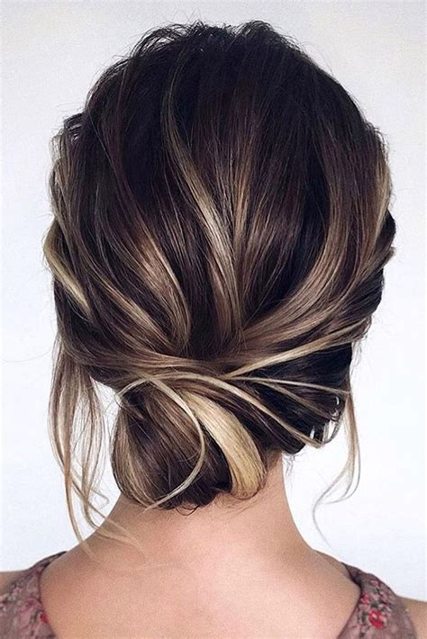 30 chic and easy wedding guest hairstyles women hair