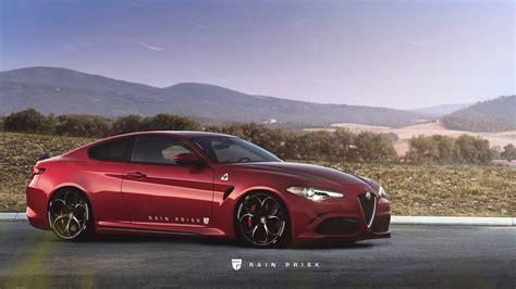 505-hp Alfa Romeo Giulia Sprint Coupe
