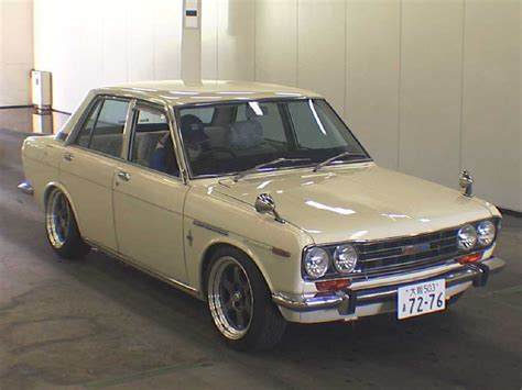 Datsun 510 Bluebird For Sale by Datsun 510 Bluebird Sss P510 In Japan Jdm