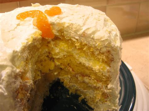 orange pineapple cake the baking mandarin orange pineapple cake
