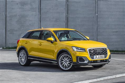 Audi Q2 Gets Four Wheel Drive Petrol Model Carbuyer